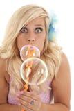 bubbladouble Arkivfoton