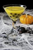 bubblahalloween tea Arkivfoto