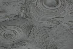 Bubblandegyttja Arkivfoto
