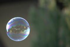 bubblatvål Royaltyfria Bilder