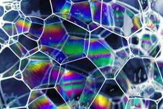 bubblatvål Arkivbild