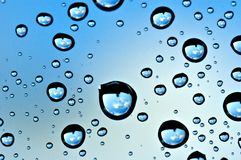 bubblavatten Royaltyfri Fotografi