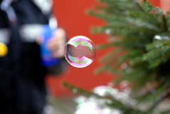Bubble Stock Photo