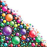 Bubble background Royalty Free Stock Photography