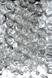 Bubble background Stock Images