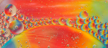 Bubble banner Royalty Free Stock Images