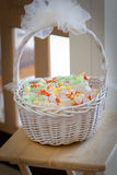 Bubble basket Stock Photography