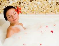 Bubble Bath Royalty Free Stock Photos