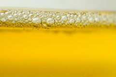 Bubble beer Royalty Free Stock Images