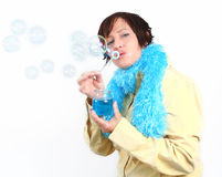 Bubble Blower Stock Images
