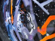 Blown glass stock images