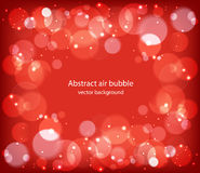 Bubble and bokeh  background Stock Photo