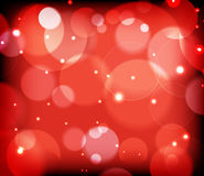 Bubble and bokeh  background Stock Image