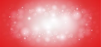 Bubble and bokeh  background Royalty Free Stock Images