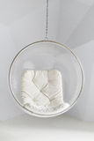 Bubble chair Royalty Free Stock Photos