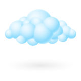 Bubble Cloud Stock Photos