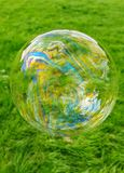 Bubble. Color    moment   nice  pic Stock Photography