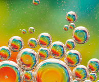 Bubble design Royalty Free Stock Photos