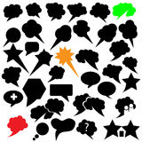 Bubble design, vector illustration. Coomunication vectore illustration or Bubble design Royalty Free Stock Image