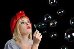 Bubble dreams Royalty Free Stock Photography