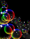 Bubble Fantasy Stock Image