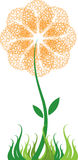 Bubble flower Stock Images