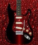 Bubble Guitar Stock Images