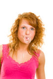 Bubble gum Royalty Free Stock Image
