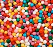 Bubble Gum Background Stock Photos