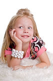 Bubble Gum Blond Stock Images
