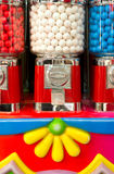 Bubble gum machine Stock Image
