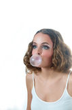 Bubble Gum Model Royalty Free Stock Image