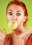Bubble gum2 Stock Photography