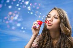 Bubble life. Stock Image