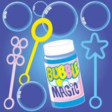 Bubble Magic Royalty Free Stock Images
