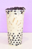 Bubble milk tea Royalty Free Stock Photo
