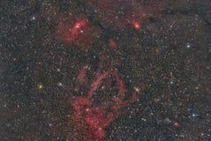 Bubble Nebula stock photos