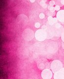 Bubble paint background Royalty Free Stock Photos