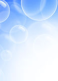 Bubble pattern background Royalty Free Stock Images