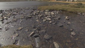 Bubble pond stock footage