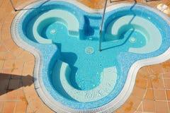 Bubble pool 3 Royalty Free Stock Photo