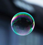 Bubble with reflection Stock Photography