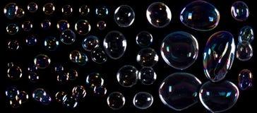 Bubble show Stock Photos