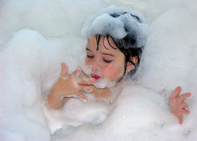 Bubble Spa Color Royalty Free Stock Photography