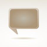 Bubble for speech Stock Photos