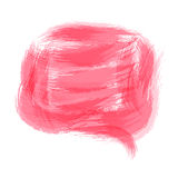 Bubble speech background Royalty Free Stock Image