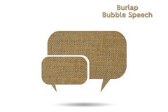 Bubble speech Stock Photo