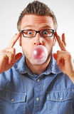 Bubble Surprise Stock Photography