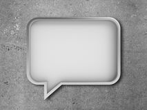Bubble talk Stock Photos