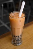 Bubble tea. Royalty Free Stock Images